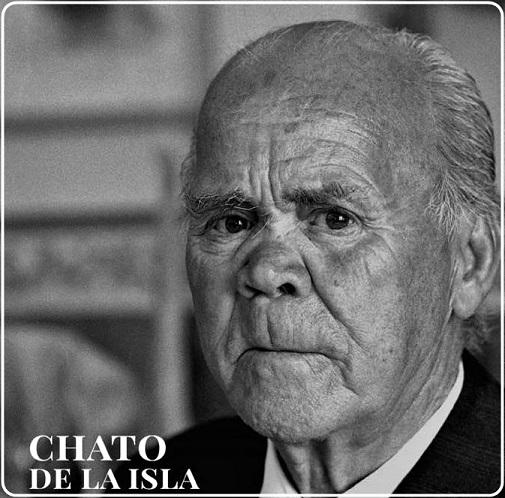 """Programa.- Nos sumamos al homenaje de San Fernando a """"El Chato de laIsla"""""""