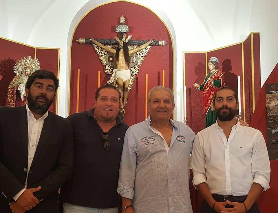 La Hermandad de El Cristo de Jerez anuncia su IV VeladaFlamenca