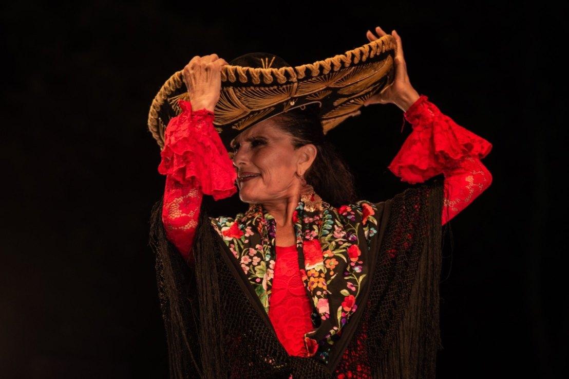 """#cronicasgraficas Fiesta de la Bulería 2019: """"María Bermúdez, Jerez conCalifornia"""""""