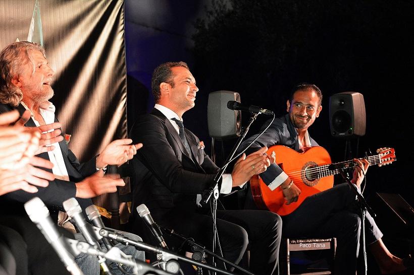 La I Bienal de Cante de Jerez finaliza con la actuación de Jesús Méndez y Diego del Morao (resumenfinal)