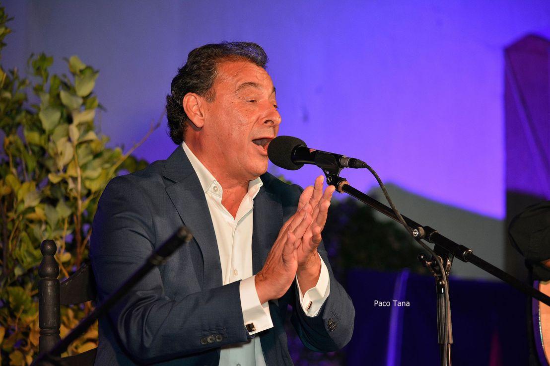Programa.- Sonido directo de Luis Moneo en la I Bienal de Cante deJerez