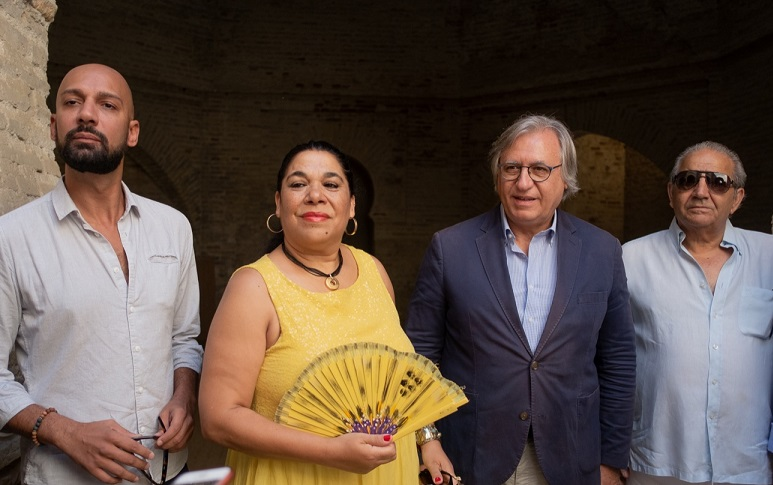 """Viernes Flamenco.- Tomasa """"La Macanita"""" ante su gran cita en el Alcázar deJerez"""