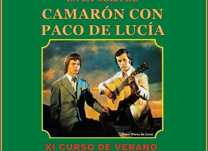 """Aplazamos nuestro curso """"Camarón & Paco de Lucía"""" al 4 y 5 de octubre2019"""