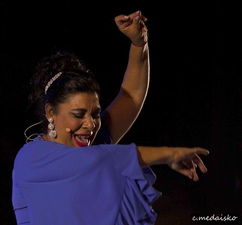 """#cronicasgraficas Viernes Flamencos 2019: """"La Macanita, 30 años dearte"""""""