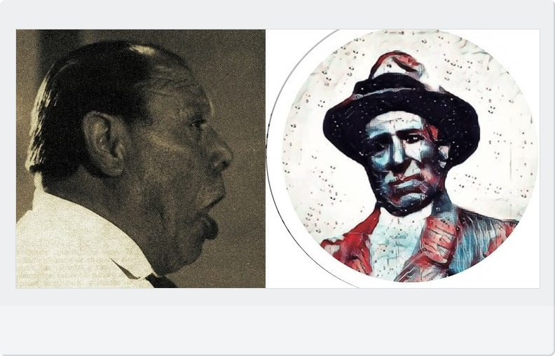 """Aula de Flamenco.- Tío Gregorio """"El Borrico"""" en La Choza de Juaniquí de ElCuervo"""