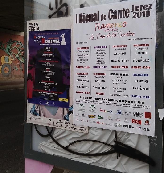 Opinión.- Caló Flamenco y Bienal de Jerez, ¿una felizcoincidencia?