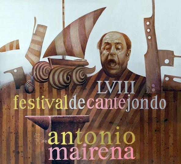 Comienza la LVIII edición del Festival de Cante Jondo AntonioMairena
