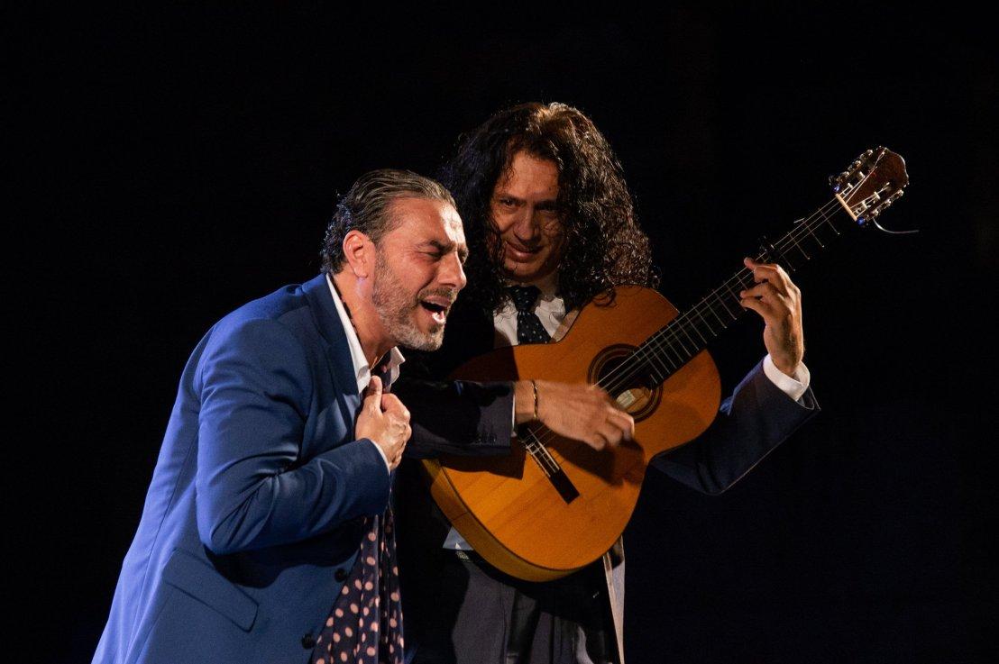 """Programa.- Recital de Pedro """"El Granaíno"""" en los Viernes Flamencos de Jerez2019"""