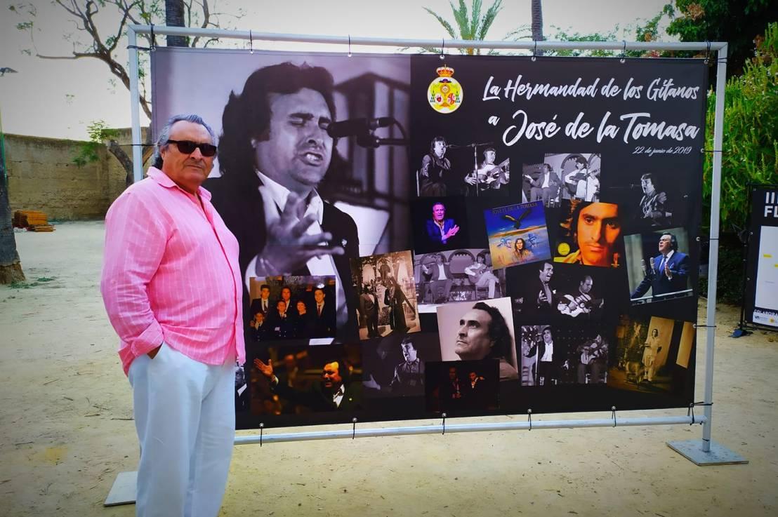 Programa.- José el de la Tomasa, maestría cantaora en el valle de losgitanos