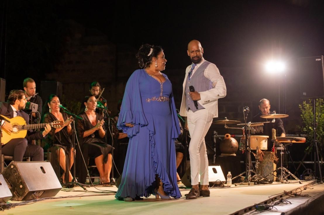 """Programa.- """"La Macanita celebra sus 30 años de arte en Jerez"""" (II). Sonidodirecto"""