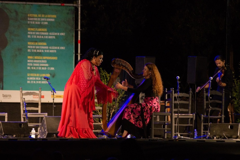 """Programa.- """"La Macanita celebra sus 30 años de arte en Jerez"""" (I). Sonidodirecto"""
