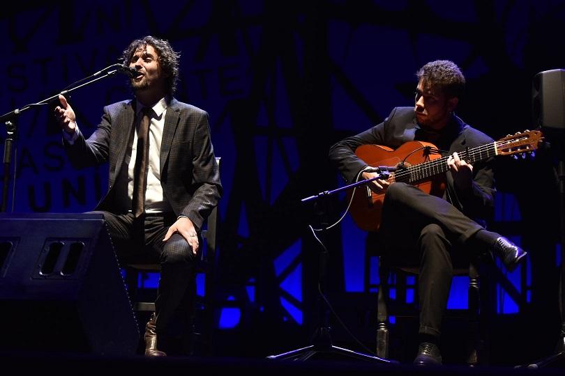 """Programa.- El disco """"12 de 4"""" de Matías López """"El Mati"""", Lámpara Minera2019"""