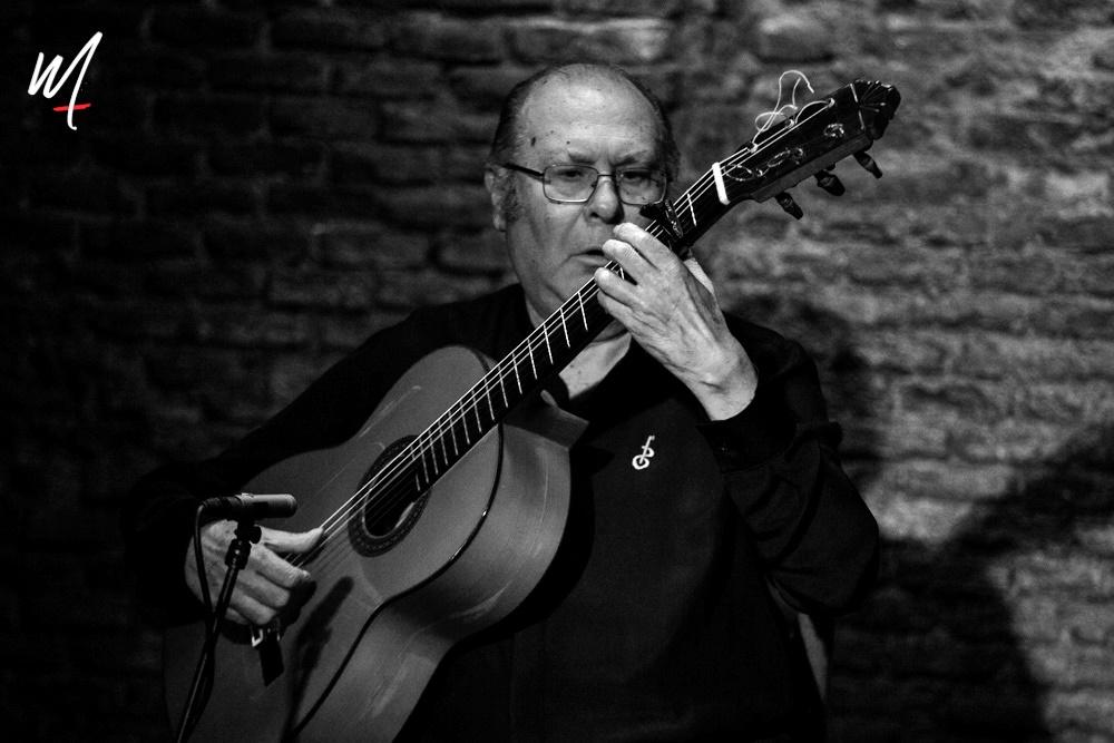 Programa.- Nuestro homenaje radiofónico al guitarrista Paco delGastor