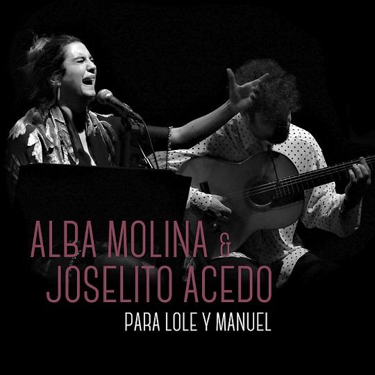 """Programa.- """"Para Lole y Manuel"""", tercera dedicatoria de Alba Molina a suspadres"""