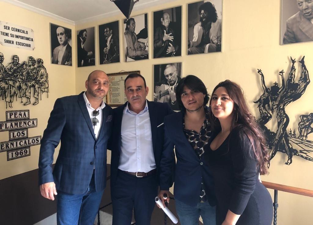 """Los Cernícalos presentan sus próximos """"Encuentros flamencos"""" paranoviembre"""
