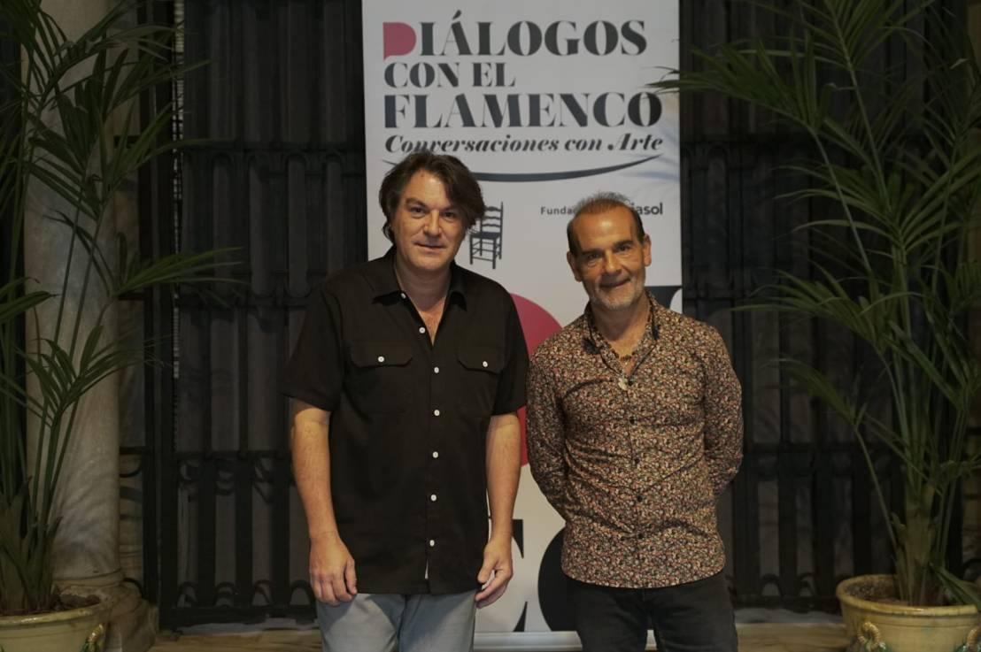 """Programa.- """"Diálogos con el flamenco en Cajasol"""": Dorantes y Juan Carmona (sonidodirecto)"""