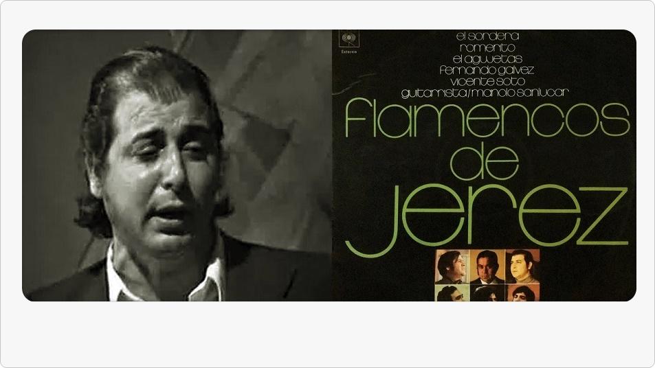 Programa.- Nuestro homenaje radiófonico al cantaor jerezano FernandoGálvez
