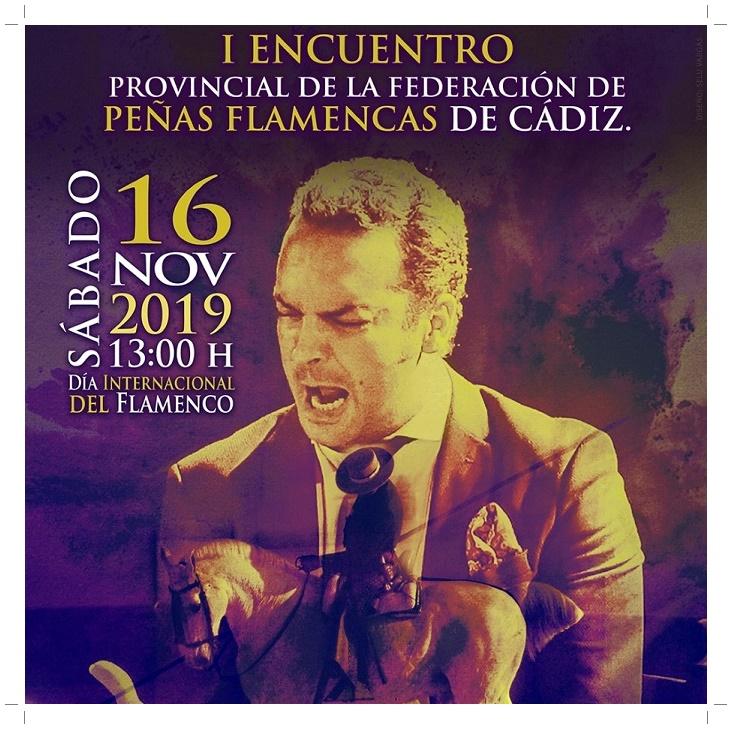 Entrevista.- Nicolás Sosa nos habla del I Encuentro Provincial de Peñas Flamencas deCádiz