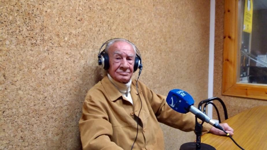 Entrevista.- Con el veterano cantaor Juan José Hernández de Alcalá deGuadaira