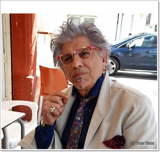 Entrevista.- El cantaor jerezano Antonio Malena visitó nuestrosestudios