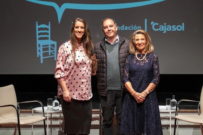 """Programa.- Cristina Heeren y Argentina en """"Diálogos con el Flamenco"""" deCajasol"""