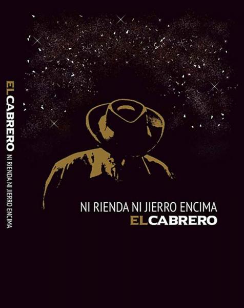 El-Cabrero-publica-nuevo-disco-Ni-rienda-ni-jierro-encima