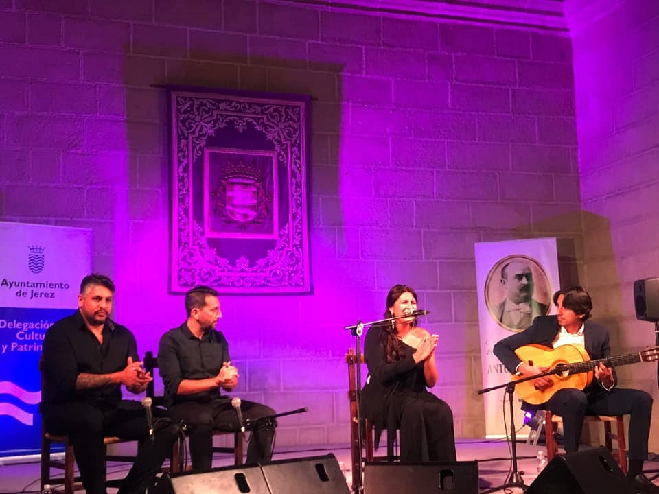 Programa.- Antonio Malena, Ezequiel Benítez y Lela Soto cantan a Don AntonioChacón