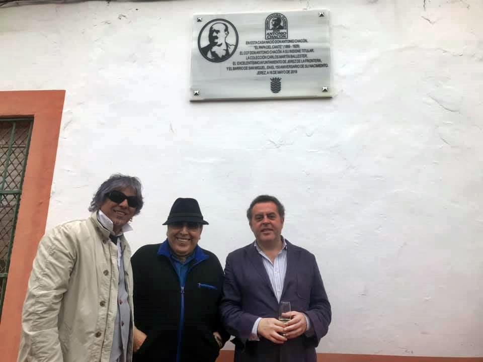 Entrevista.- Juan Alfonso Romero hace balance del 150 aniversario de Don AntonioChacón