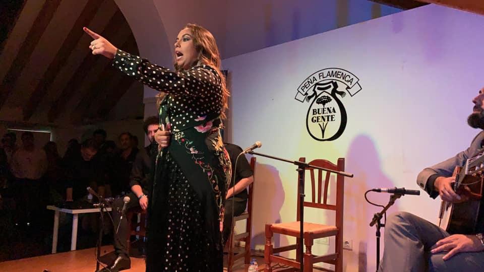Programa.- Recital de María Terremoto y Nono Jero en La Peña BuenaGente