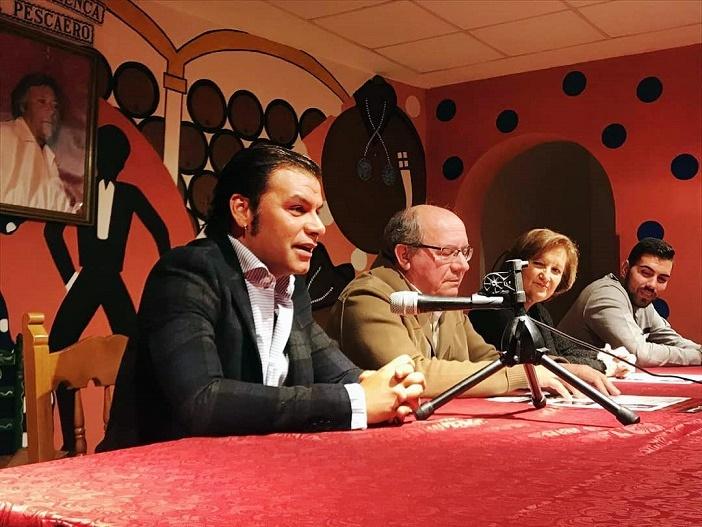 """La peña flamenca """"El Pescaero"""" celebra los 25 años de su fundación con dosrecitales"""