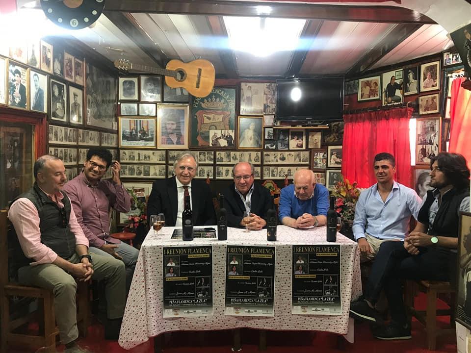 """Comienza la I Reunión flamenca de la Peña La Zúa con Antonio Carpio """"Mijita"""""""