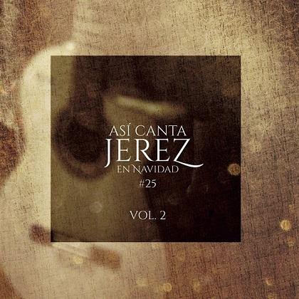 album ASI CANTA JEREZ EN NAVIDAD VOL II
