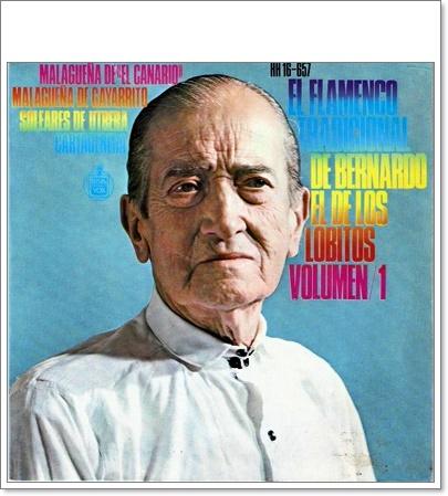 """Programa.- Cincuenta años del adiós al cantaor Bernardo """"el de losLobitos"""""""