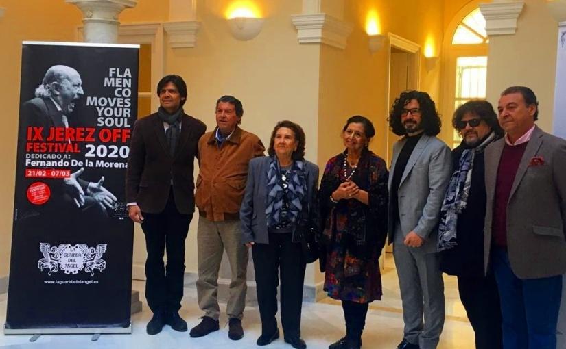 """Entrevista.- Mario González nos presenta el Off Festival 2020 y el nuevo aporte """"FlamencoPuro"""""""
