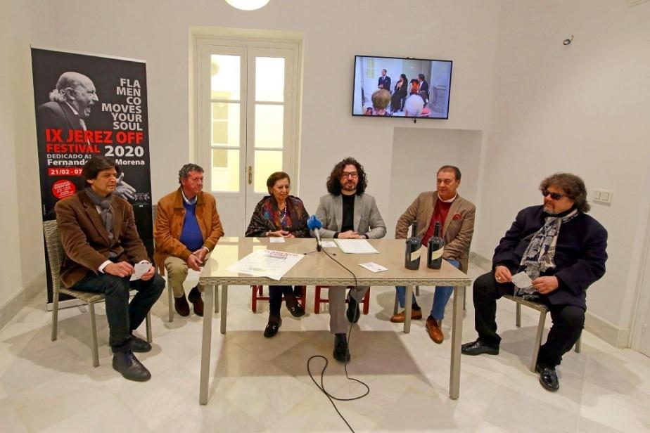 """""""Flamenco puro en el Patio de Anita"""", el cante de Jerez en primerapersona"""