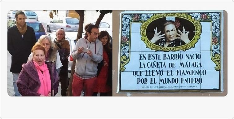 Programa.- Nos sumamos al homenaje a La Cañeta en su Málaganatal