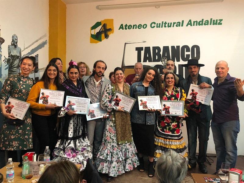 """Presentadas las bases del IV concurso de baile de tablao """"Ciudad deJerez"""""""