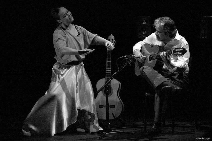 #cronicasgraficas del Festival de Nimes 2020: Rocío Molina e IsraelGalván