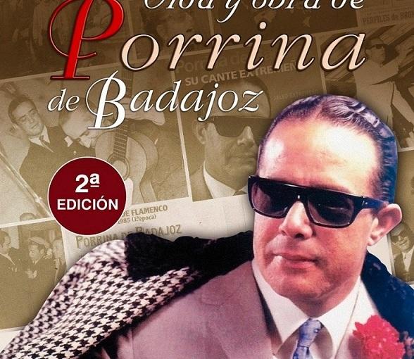 """Entrevista.- Paco Zambrano y la reedición de su libro sobre """"Porrina deBadajoz"""""""