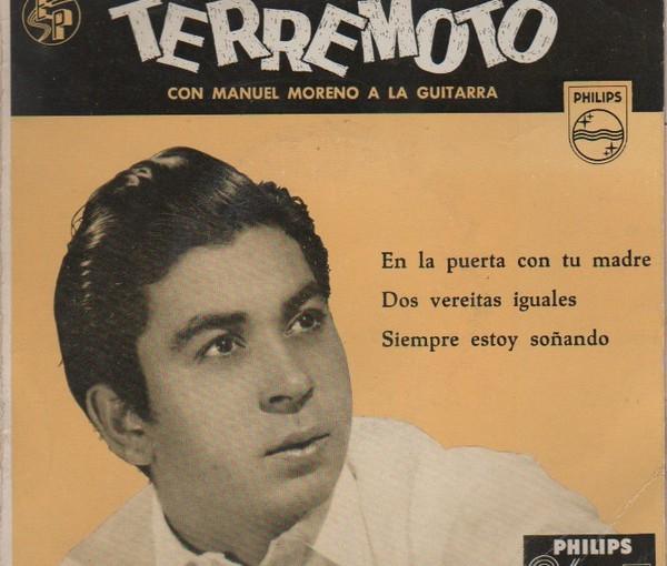 """Programa.- Las primeras grabaciones de Fernando Fernández Monge """"Terremoto deJerez"""""""