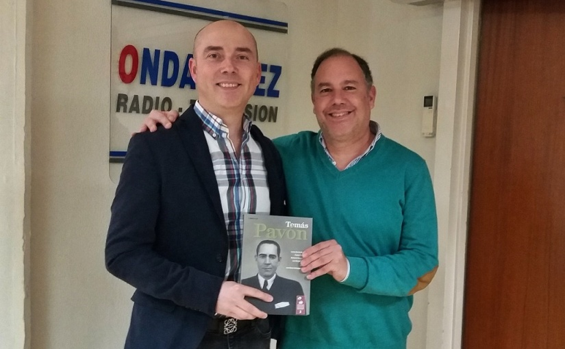 Carlos Martín Ballester nos presenta su libro – disco sobre TomásPavón