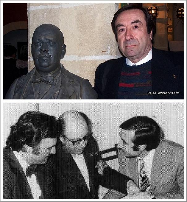 Memorial radiofónico a Diego Alba Villagrán (Archivo del CanteAndaluz)