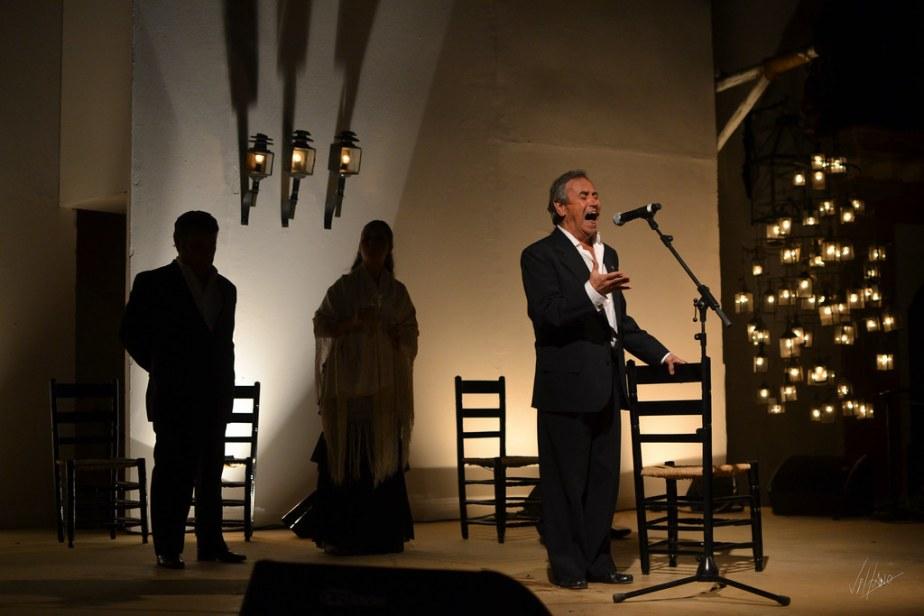 A Diego Clavel, por su homenaje en La Reunión de La Puebla deCazalla