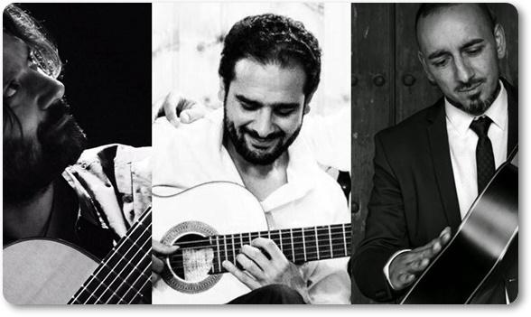 "Se estrena ""18 cuerdas"", Josemi Carmona, Rycardo Moreno y Diego delMorao"