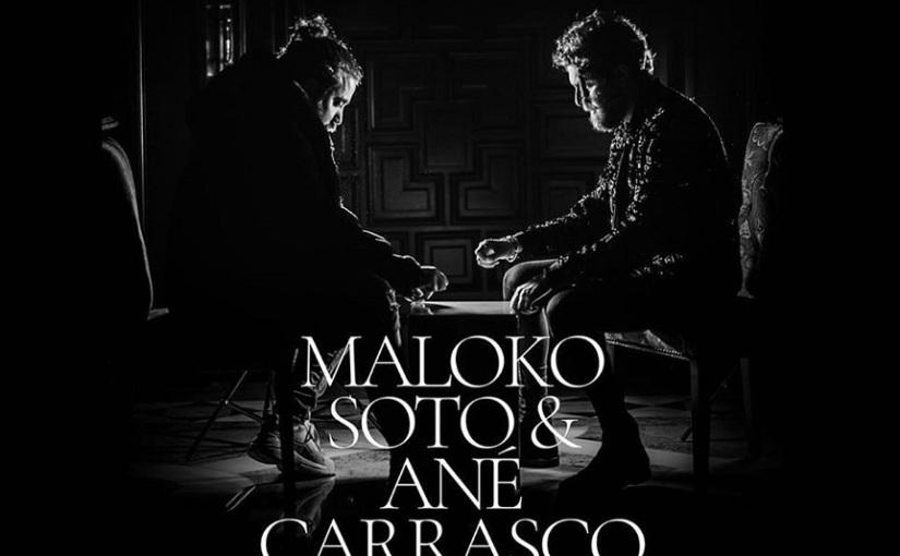 Maloko y Anés Carrasco, un espectáculo de voz ycompás