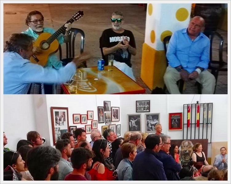 """""""La convivencia, ese gran plus del Festival de Jerez"""" (RevistaZoco)"""