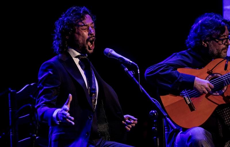 Recital de Miguel Lavi y Manuel Parrilla en Los Apóstoles(I)