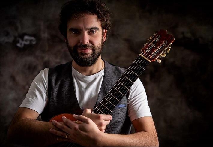 """Dani de Morón y su """"21"""", un disco de guitarra para el nuevosiglo"""