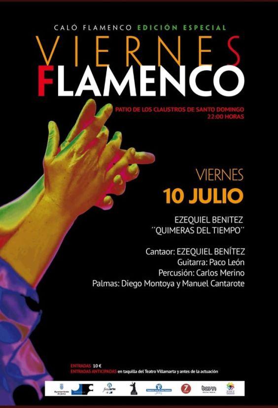 ezequiel viernes flamenco 20