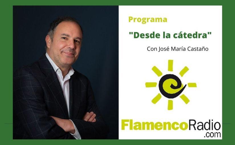 Nuevo recurso de radio disponible: nuestros microespacios en Flamenco Radio de Canal SurRTV